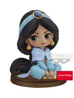 Disney - Q Posket Jasmine Petit Mini Figure