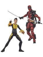 Marvel Legends - Deadpool & Negasonic Teenage Warhead 2-pack