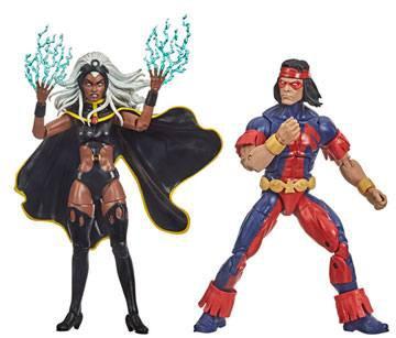 Marvel Legends - Storm & Marvel's Thunderbird 2-pack