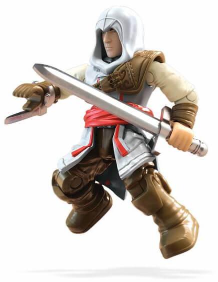 Assasins Creed - Mega Construx Ezio