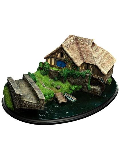 The Hobbit - Hobbiton Mill & Bridge Environment