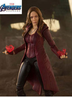 Avengers: Endgame - Scarlet Witch - S.H. Figuarts