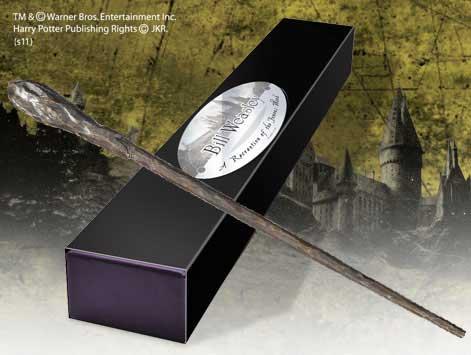 Harry Potter Wand - Bill Weasley