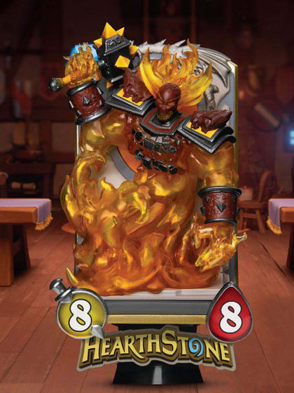 Hearthstone - Ragnaros the Firelord D-Stage PVC Diorama