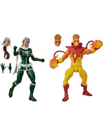 Marvel Legends X-men - Rogue and Pyro