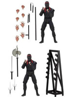 Turtles - Foot Soldiers with Weapons Rack 2-Pack
