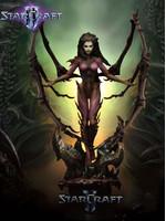 StarCraft II - Kerrigan Diorama