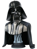 Star Wars Episode IV - Darth Vader Legends in 3D Bust - 1/2