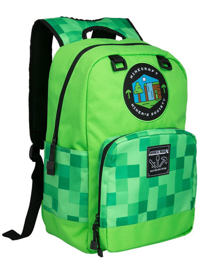 Minecraft - Miner's Society Backpack