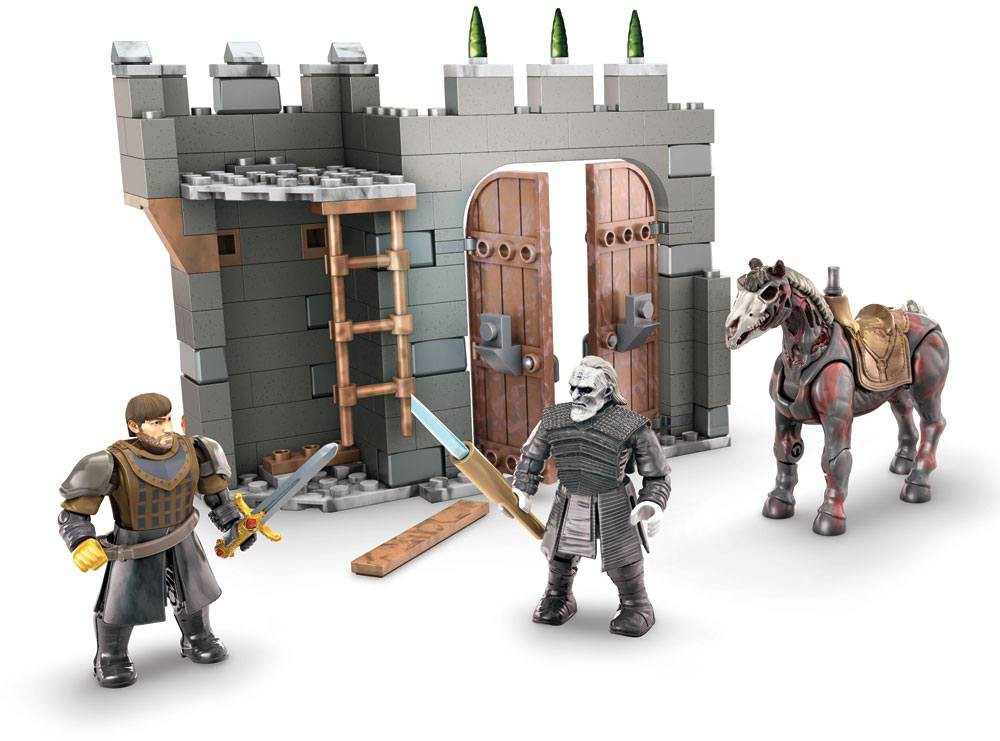 Game of Thrones - Mega Construx Winterfell Defence
