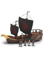 Game of Thrones - Mega Construx Targaryen Warship
