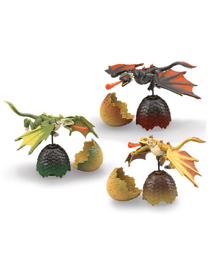 Game of Thrones - Mega Construx Dragon Eggs Set