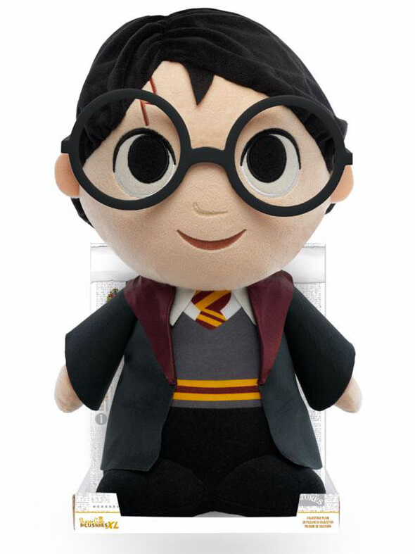 Harry Potter - Harry Potter Super Cute XL Plushie