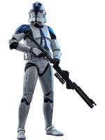 Star Wars: The Clone Wars - 501st Battalion Clone Trooper - 1/6