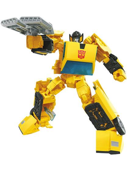 Transformers Earthrise War for Cybertron - Sunstreaker Deluxe Class