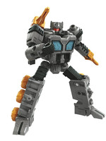 Transformers Earthrise War for Cybertron - Fasttrack Deluxe Class