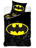 Batman - Batman Logo Black Duvet Set 150 x 210 cm