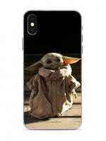 Star Wars - Baby Yoda Black Phone Case