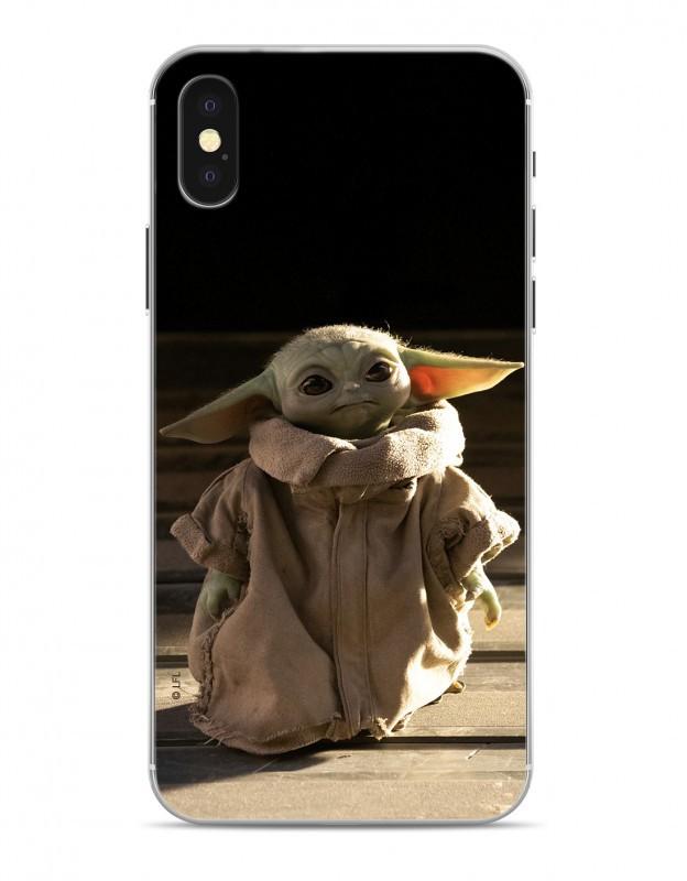 Star Wars - Baby Yoda Black Phone Case