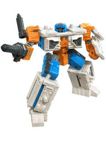 Transformers Earthrise War for Cybertron - Airwave Modulator Deluxe Class