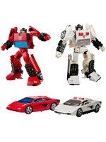Transformers Generations Selects - Cordon and Spin-Out Deluxe Class