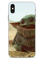 Star Wars - Baby Yoda White Phone Case