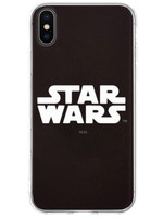 Star Wars - White Logo Phone Case