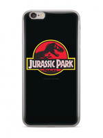 Jurassic Park - Logo Phone Case Black