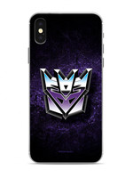 Transformers - Decepticon Logo Black Phone Case