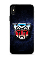 Transformers - Autobots Logo Black Phone Case