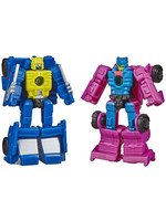 Transformers Earthrise War for Cybertron - Roller Force & Ground Hog Micromaster