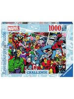 Marvel - Comics Challenge Puzzle