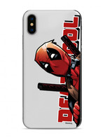 Marvel - Deadpool Transparent Phone Case