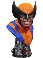 Marvel Comics - Wolverine Legends in 3D Bust - 1/2