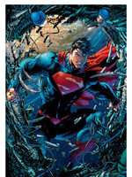 DC Comics - Superman Chatarra puzzle (1000 pieces)