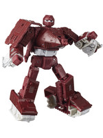 Transformers Kingdom War for Cybertron - Warpath Deluxe Class