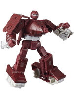 Transformers Kingdom War for Cybertron - Warpath Deluxe Class