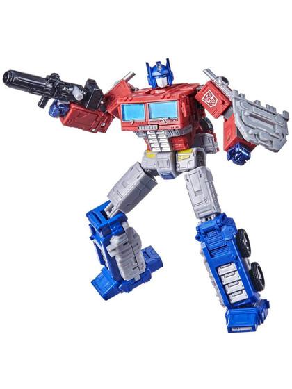 Transformers Kingdom War for Cybertron - Optimus Prime Leader Class