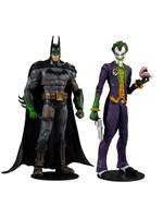 DC Multiverse - Arkham Asylum Batman vs Joker 2-Pack