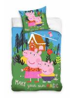 Peppa Pig - Make Your Own Magic Duvet Set 160 x 200 cm