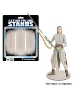 "3,75"" Action Figure Stands 25-Pack - Clear"