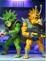 Turtles - Captain Zarax & Zork 2-Pack