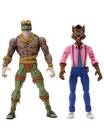 Turtles - Rat King & Vernon 2-Pack