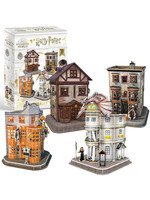 Harry Potter - Diagon Alley 3D Puzzle (273 pieces)