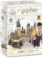 Harry Potter - Hogwarts Castle 3D Puzzle (197 pieces)