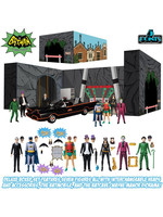 Batman 1966 - The Warriors 5 Points Deluxe Box Set