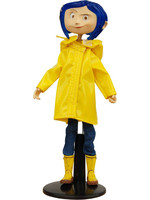 Coraline - Raincoat & Boots Bendable Doll
