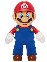 World of Nintendo - It's-A Me! Mario Talking Action Figure