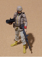Mobile Suit Gundam - Earth Federation Army Soldier 02