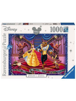 Disney Collector's Edition Jigsaw Puzzle - Beauty and the Beast (1000 pieces)
